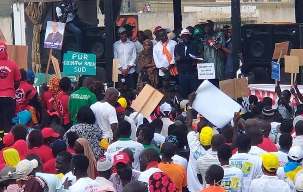 Sénégal: Marche de l'opposition dans la banlieue, Sall critiqué et invité à ne pas faire moins que Wade et Diouf