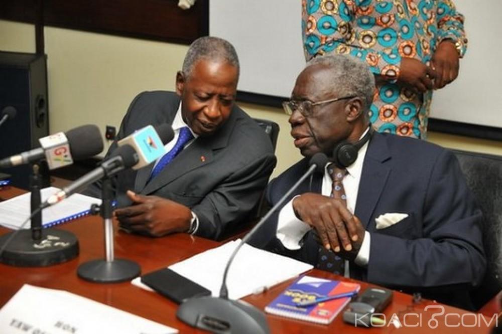 Ghana-Côte d'Ivoire: Accord sur la délimitation de la frontière maritime