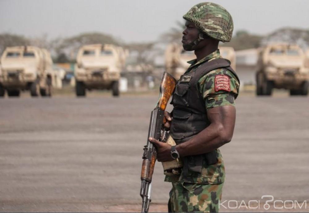 Nigeria:  Des soldats en colère refusent d'aller au front pour combattre Boko Haram