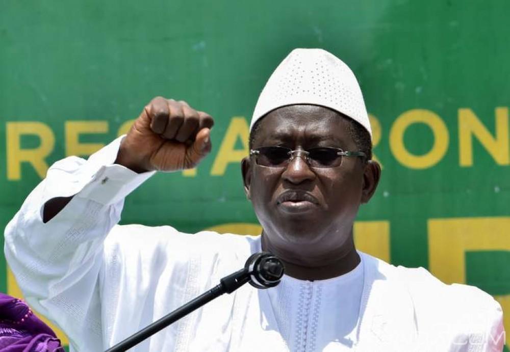 Mali   :  Soumaila Cissé  revendique déjà la victoire et appelle ses partisans à se « lever »