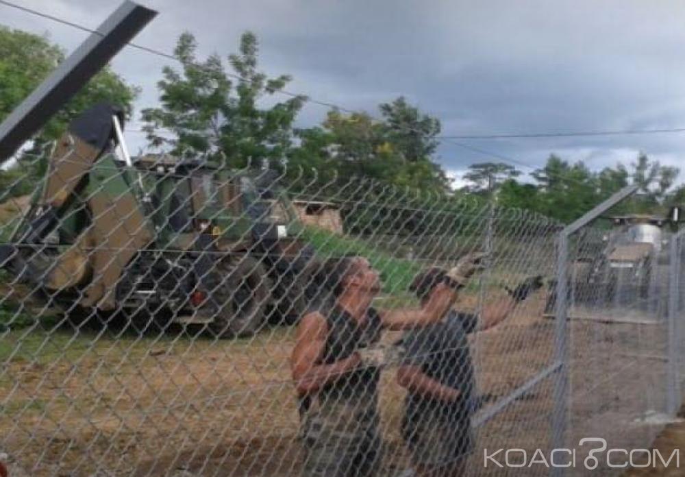 Côte d'Ivoire: Chaude journée pour l'armée française lundi à Toumodi, la raison