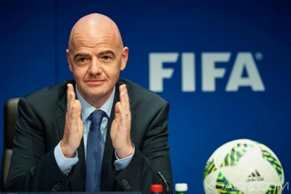 Ghana: Ultimatum et menace de la FIFA de suspendre le Ghana