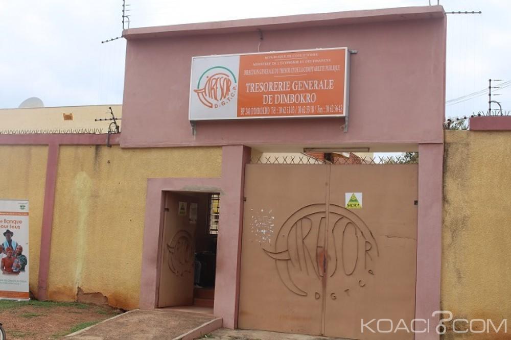 Côte d'Ivoire: Un appel d'offres pour la cession de Bons lancé  par le  Trésor public pour un montant de 30 milliards