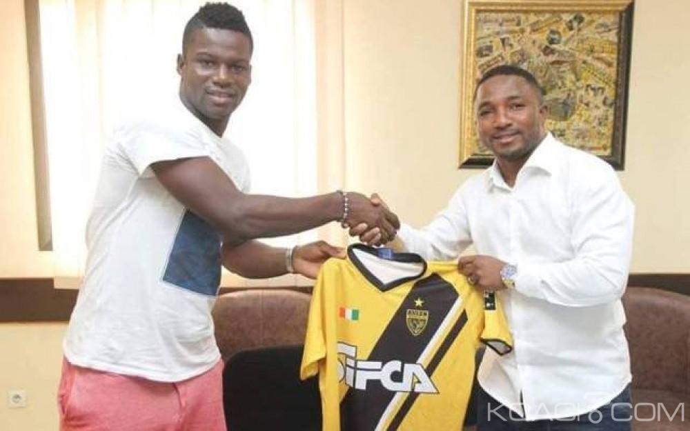 Côte d'Ivoire: Asec Mimosas,  l''international Burkinabè Hamed Touré prolonge son contrat