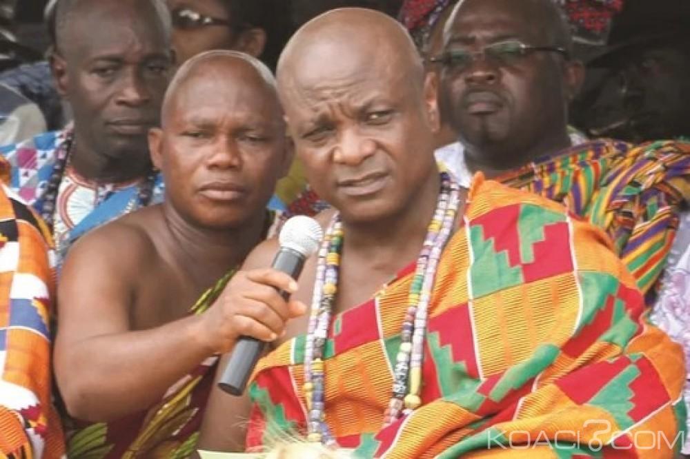 Ghana: Région de la Volta, les chefs traditionnels déclarent Freddie Blay du NPP indésirable
