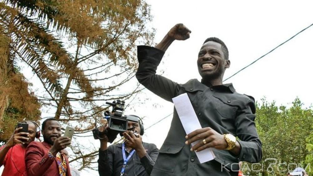 Ouganda: Le député et artiste Bobi Wine en justice pour possession d'armes à feu