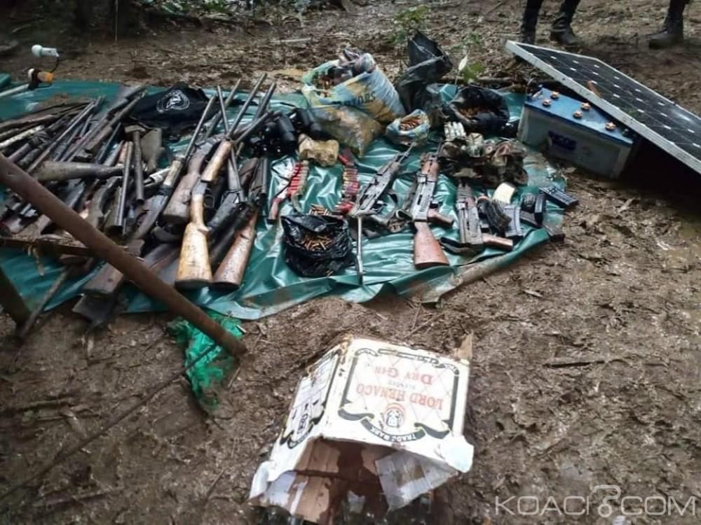 Cameroun: L'armée démantèle un camp d'entrainement des sécessionnistes dans le sud-ouest