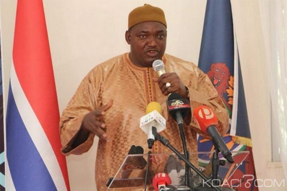 Gambie: L'effectif de l'Armée gambienne à réduire, l'ancien CEM affecté en Chine