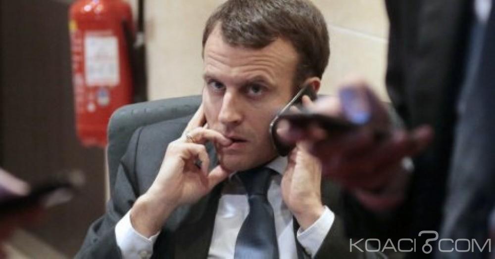 Mali: Coup de fil de Macron à IBK pour sa victoire contestée à la présidentielle