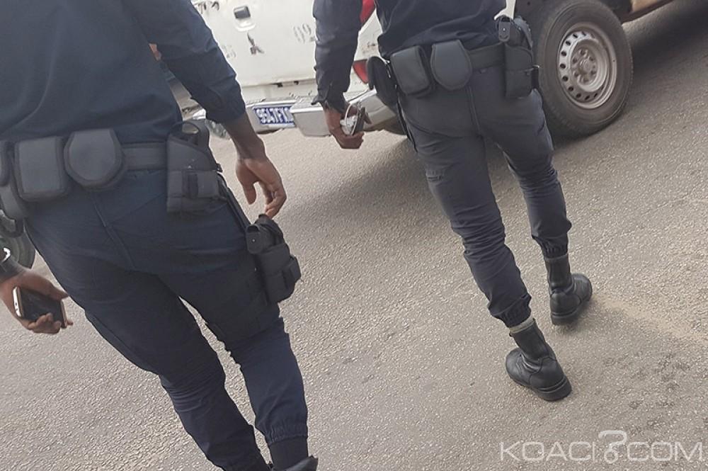 Côte d'Ivoire: Un policier ripoux et son complice, ex-élément des forces spéciales, mis aux arrêts