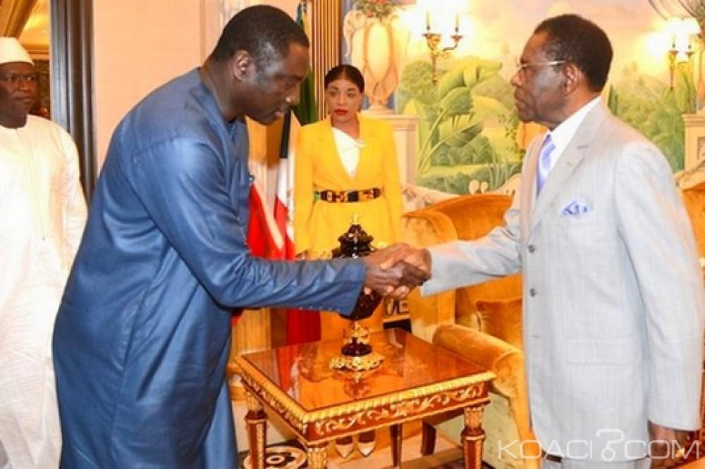 Gambie-Guinée Equatoriale: Un envoyé spécial de Barrow chez Obiang à Malabo