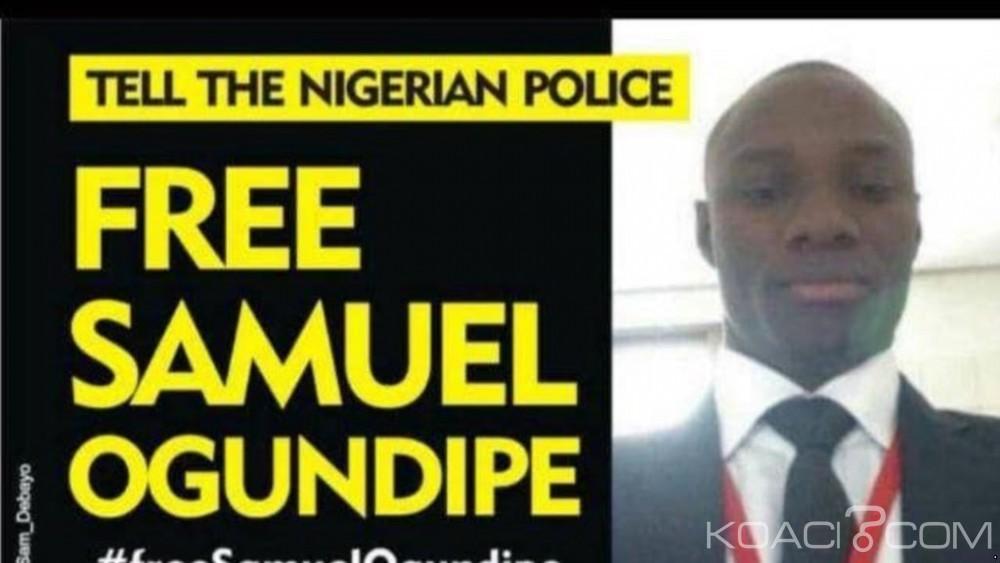 Nigeria: Libération sous caution du journaliste Samuel Ogundipe