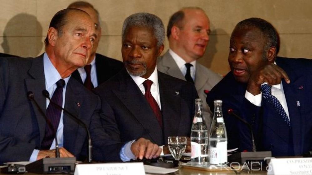 Ghana: Kofi Annan s'est éteint en Suisse à 80 ans