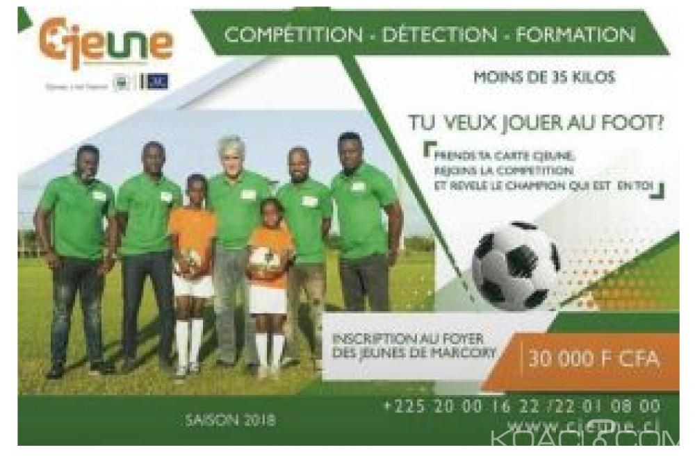 Côte d'Ivoire: Projet C'Jeunes pour la relève  du football ivoirien, une  arnaque ?