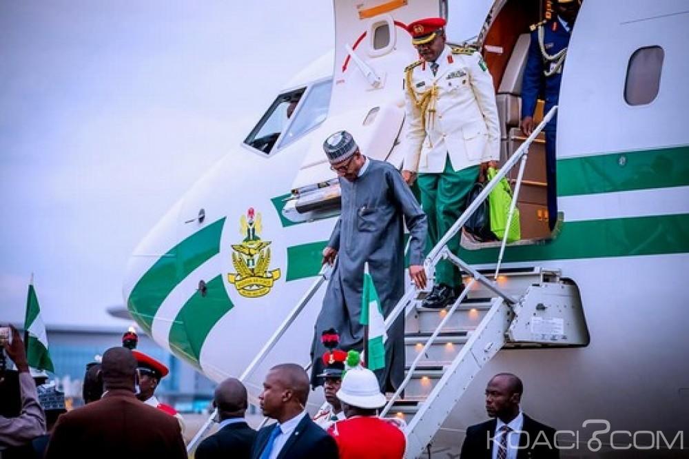 Nigeria: Retour de Buhari au pays après 10 jours de congé à Londres