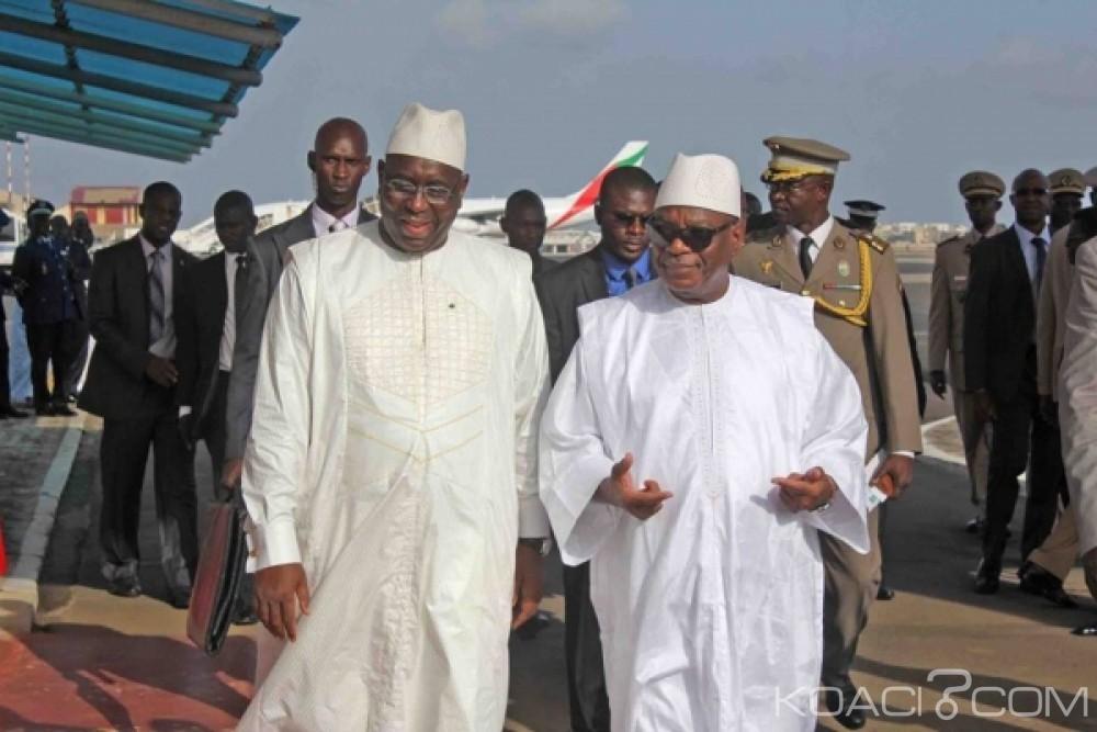 Sénégal-Mali: Présidentielle malienne, les félicitations «Âchoquantes» de Macky Sall à IBK