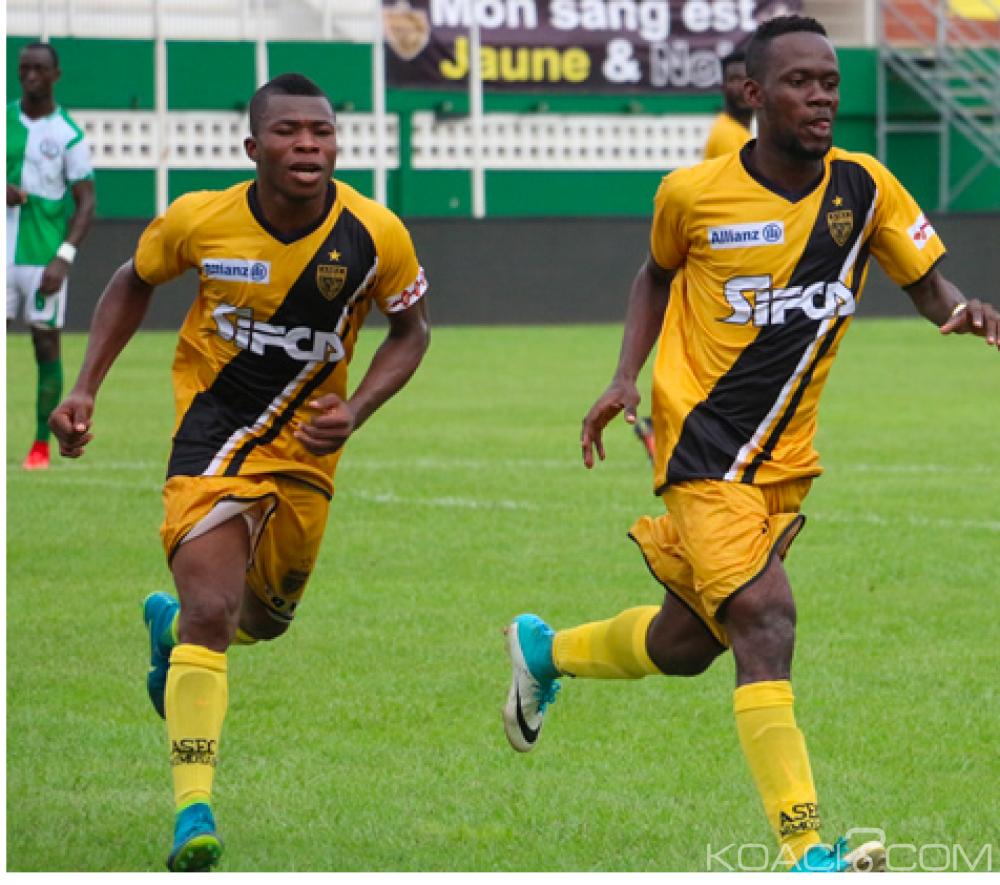 Côte d'Ivoire: Coupe des confédérations, l'Asec s'impose au Ghana, le Wac réduit ses chances de qualification
