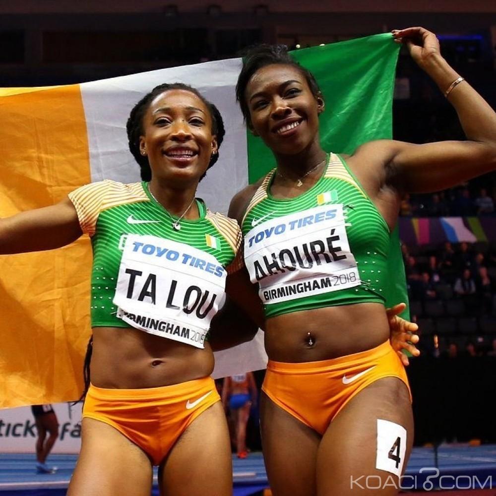Côte d'Ivoire: Ahouré et Ta Lou qualifiées pour la grande finale de la ligue des diamants