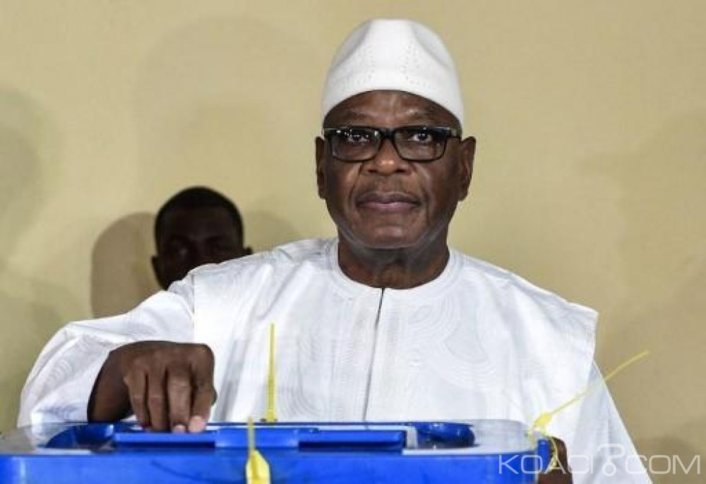 Mali: La Cour constitutionnelle «déclare élu» IBK avec 67,16% et rejette tous les recours