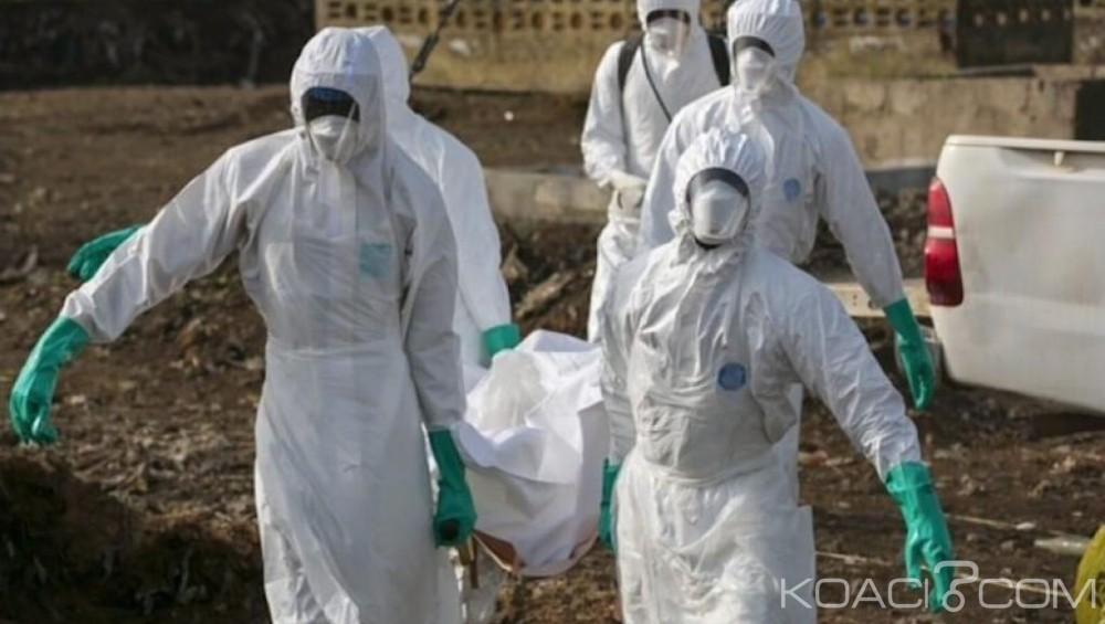 RDC: Épidémie d'Ebola, le bilan grimpe à  49 morts, 2000 personnes suivies