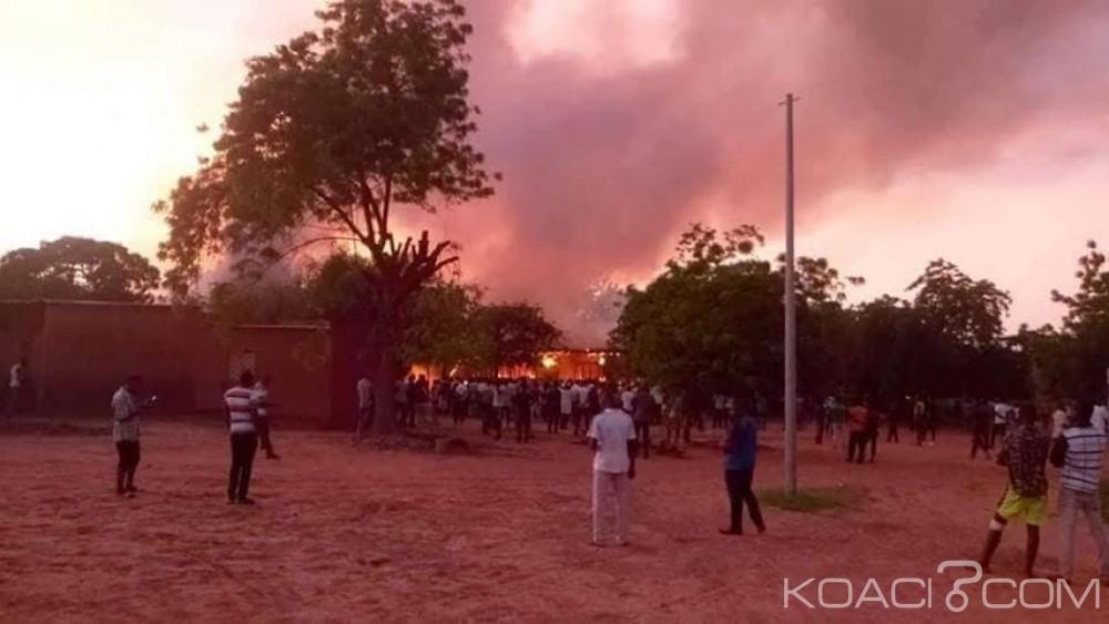 Burkina Faso: L'hôpital de Kongoussi ravagé par un incendie