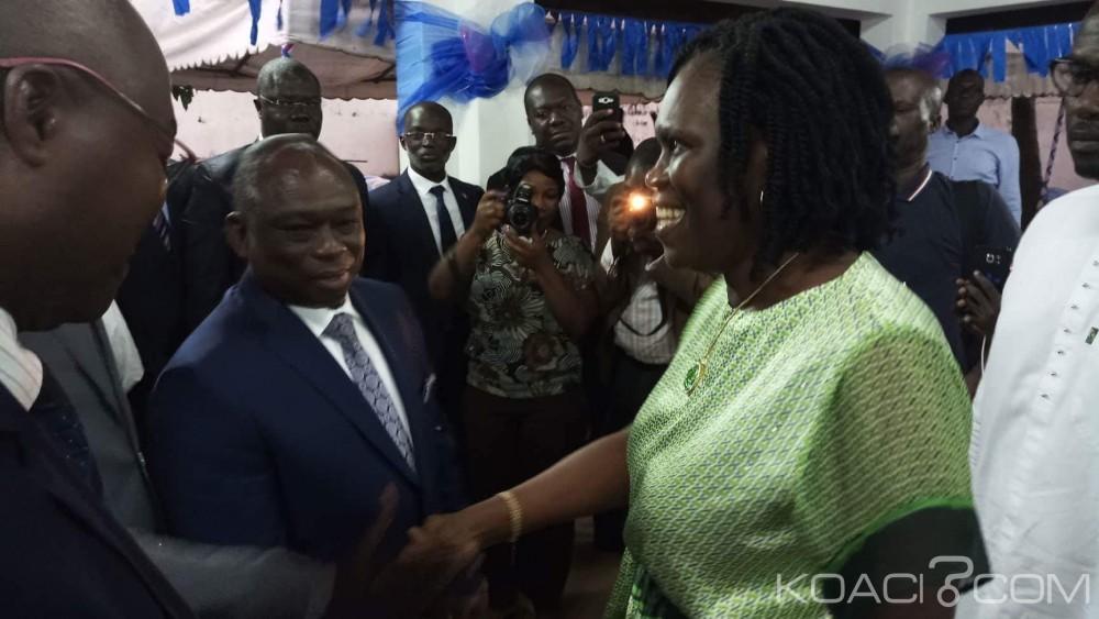 Côte d'Ivoire: Après 7 ans de détention, KKB demande à Simone Gbagbo de tendre la main à ses bourreaux comme l'a fait Mandela en Afrique du Sud