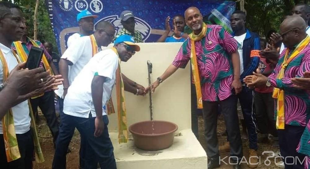 Côte d'Ivoire: Brassivoire offre six bornes fontaines au village de Bayékou-Bassi