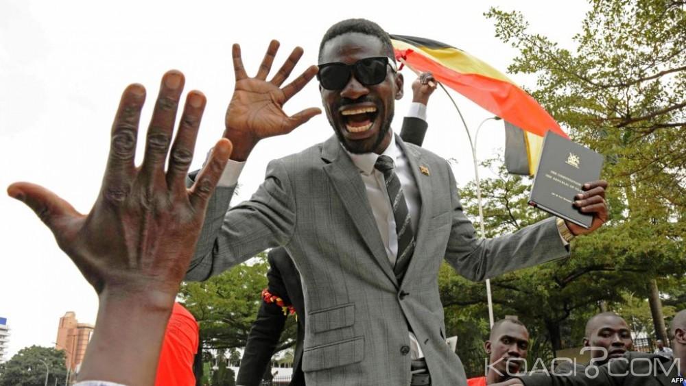 Ouganda: Le député et artiste Bobi Wine inculpé pour trahison