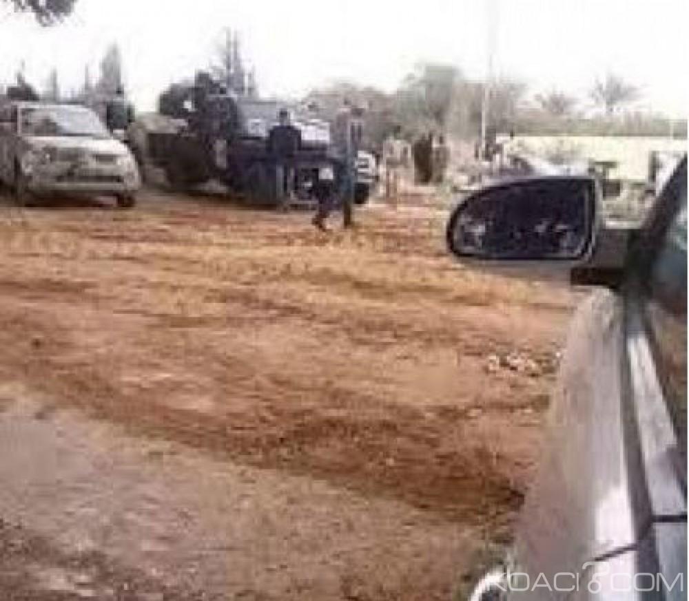 Libye:  Quatre soldats tués et 3 blessés dans l'attaque d'un check point à Zliten