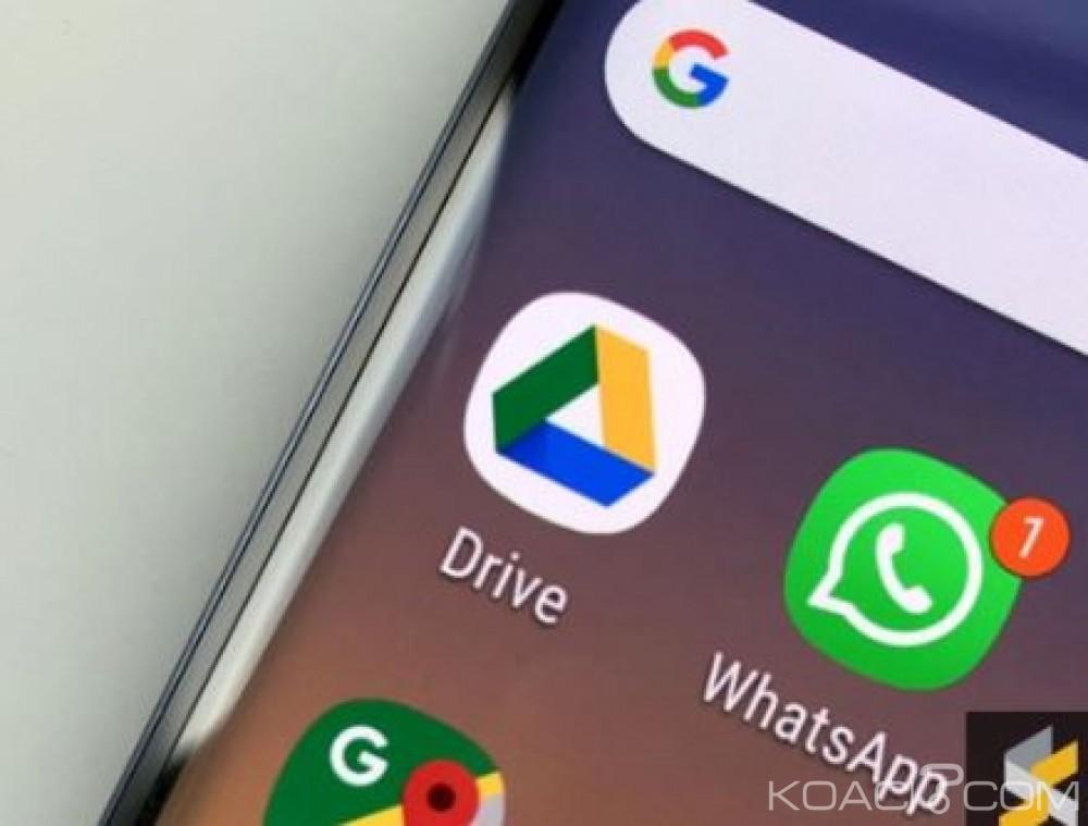Monde: Toute sauvegarde WhatsApp non faite depuis plus d'un an sera automatiquement supprimée