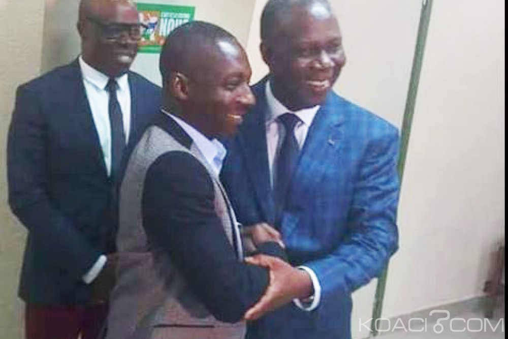 Côte d'Ivoire: Le ministre Bandama «j'accepte le pardon de Pat Sacko. Je vais saisir le ministre de la justice»