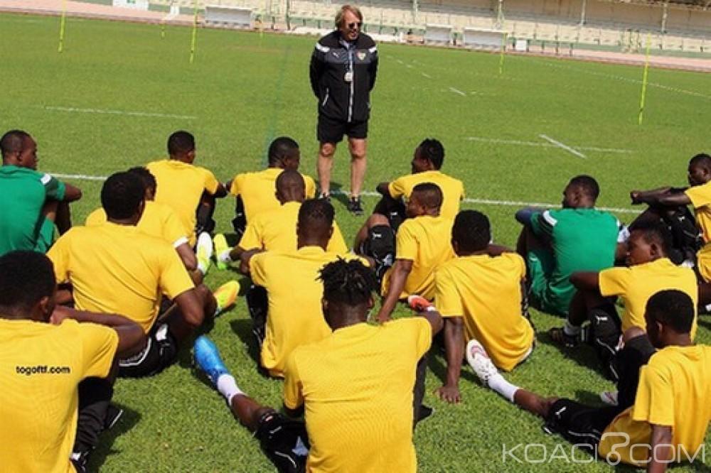 Togo: Eliminatoires CAN 2019, Le Roy dévoile sa liste contre le Bénin