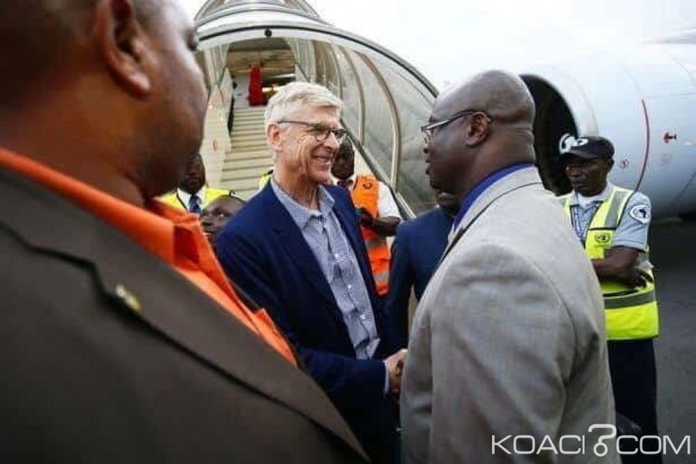Liberia: «Jour du drapeau», la journée de ce vendredi fériée, l'entraîneur Wenger à Monrovia