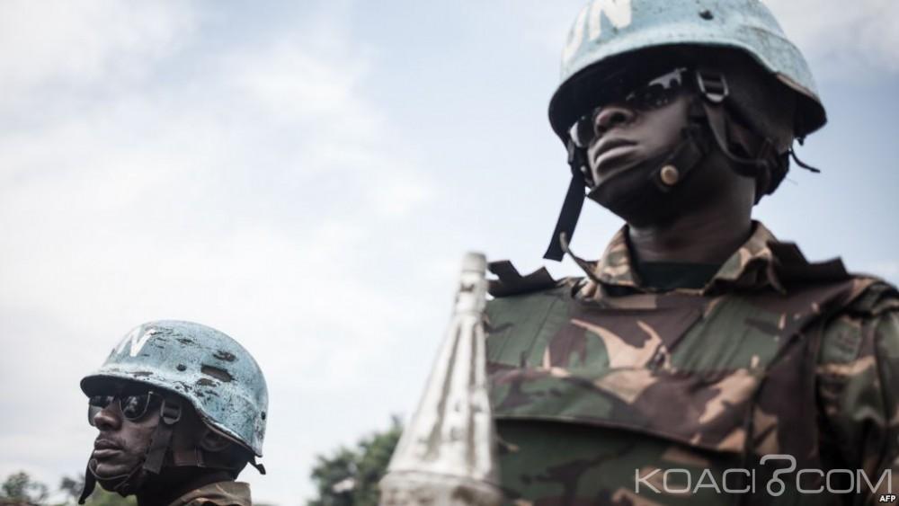 Centrafrique:  Un casque bleu tué dans une embuscade d'antibalakas dans le centre