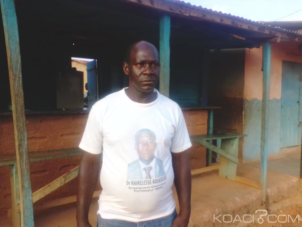 Côte d'Ivoire: L'Anacarde vendue à 150 fcfa le kg décourage les producteurs à Prikro