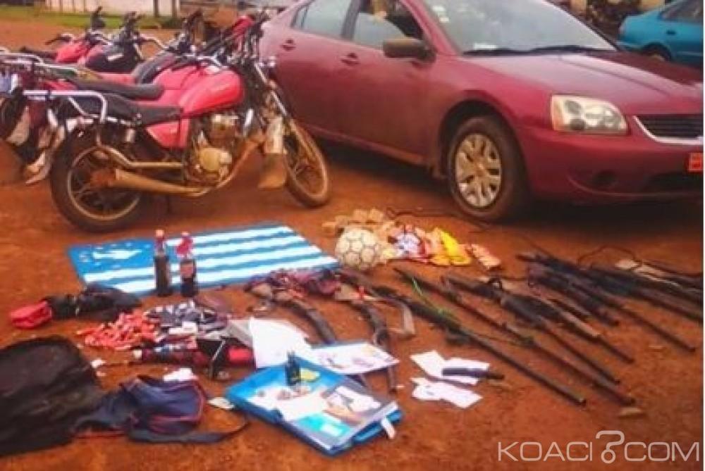 Cameroun: Violents affrontements entre séparatistes et armée régulière dans le Nord-ouest