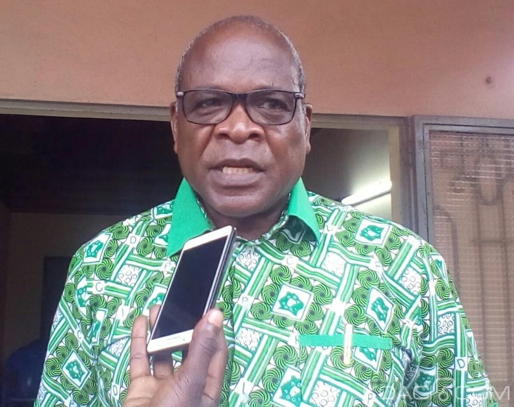 Côte d'Ivoire:  Pour ne pas perdre leur bastion, un cadre du  PDCI-RDA aux militants «désarmons  nos langues et  nos plumes»