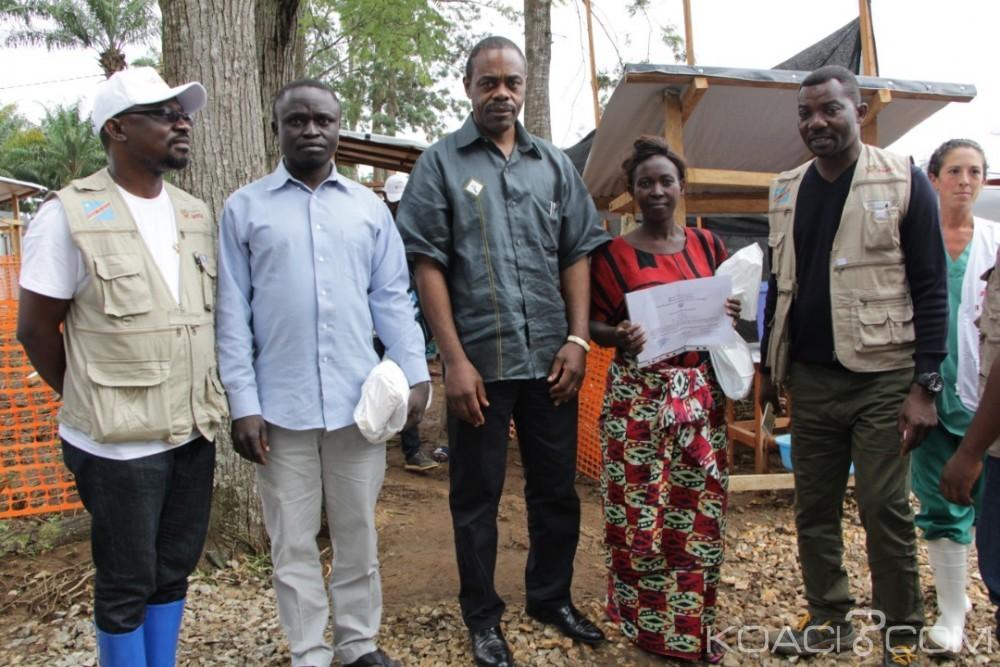RDC: Épidémie d' Ebola dans l'est, 67 morts et 11 malades guéris