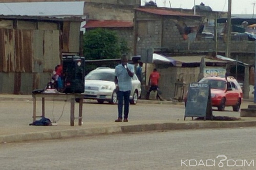 Togo: Prédicateurs de rues pour passants en vogue