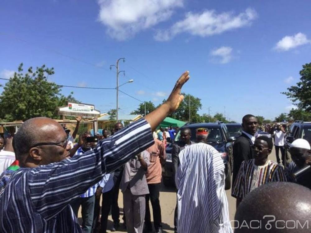 Burkina Faso: Le président Kaboré à Pékin pour le sommet Chine-Afrique