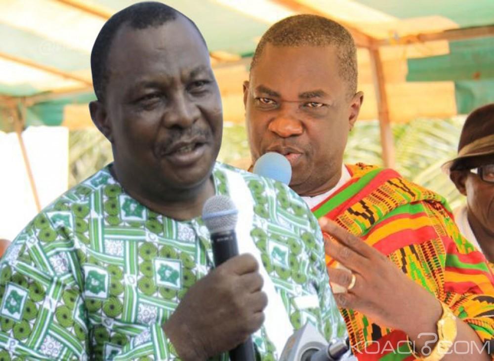 Côte d'Ivoire : PDCI, Bilé Bilé rejoint Adjoumani et est choisi candidat RHDP à Abengourou pour les municipales d'octobre