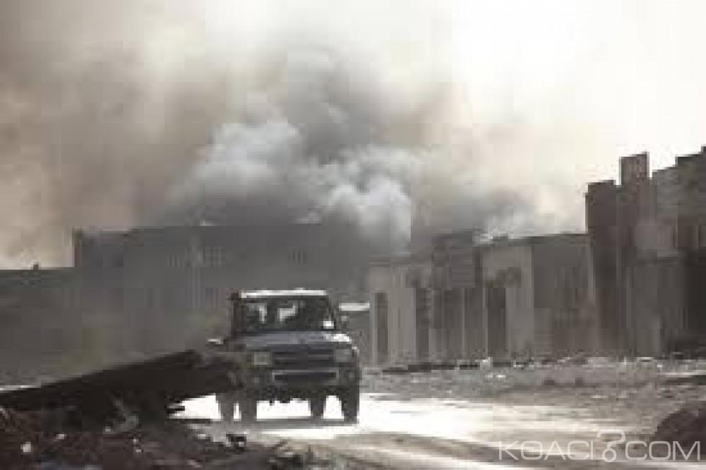 Libye: Violents affrontements entre deux groupes armés pro-GNA près de Tripoli