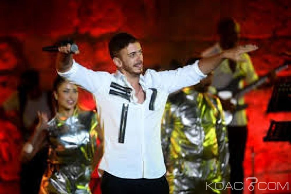Maroc-France: Soupçonné de viol, le chanteur marocain Saad Lamjarred en garde à vue à St-Tropez