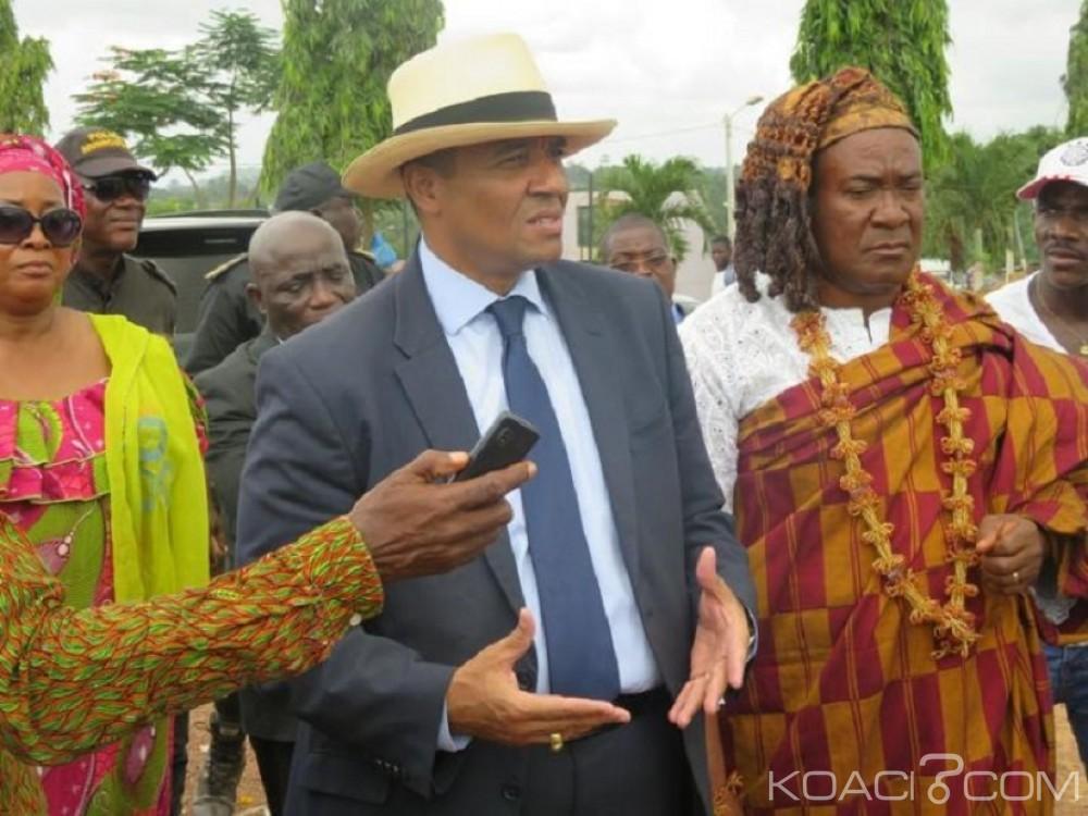 Côte d'Ivoire: Municipales à Lakota, kakou Guikahué assènes ses vérités sur le cas Samy Merhy