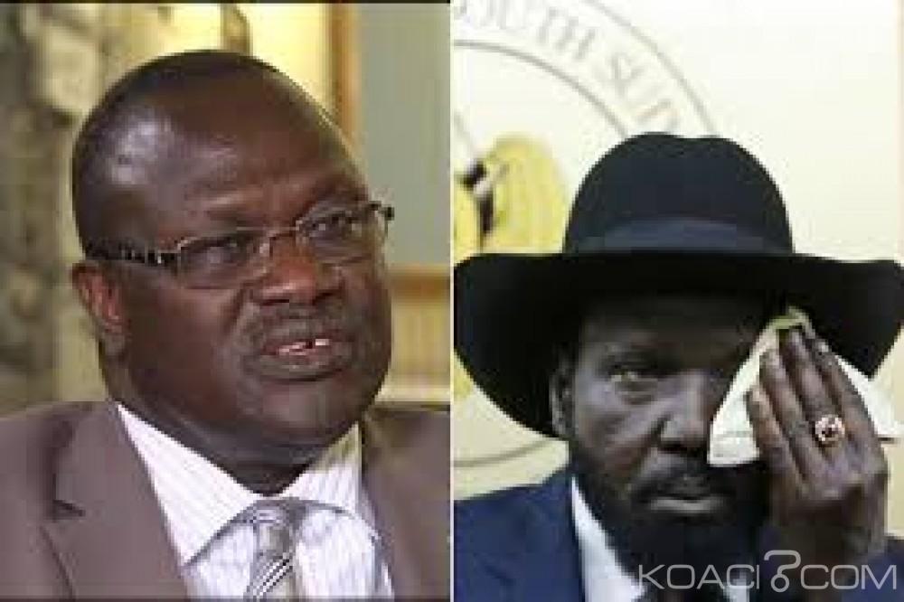 Soudan  du Sud: Au dernier round des pourparlers, Riek Machar refuse de signer l'accord de paix