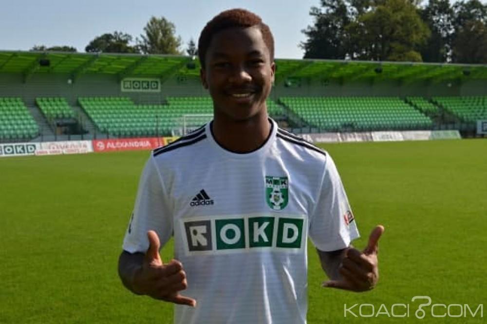 Côte d'Ivoire: Le jeune espoir Ba Loua D'Avila s'engage pour trois ans avec un club Tchèque