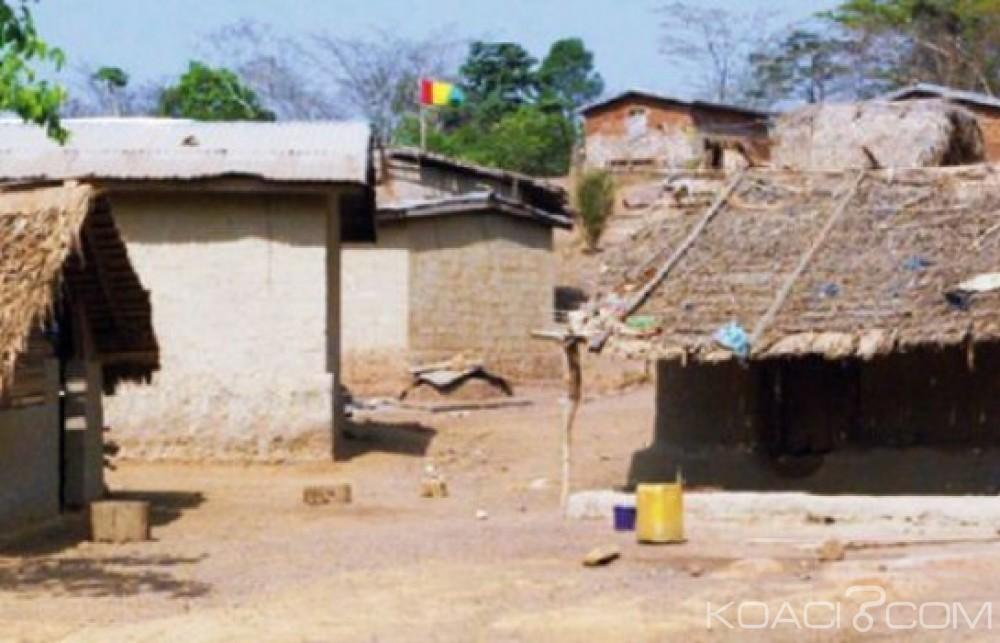 Côte d'Ivoire-Guinée: La matérialisation de la frontière commune entre les deux pays au centre d'une réunion à l'ouest