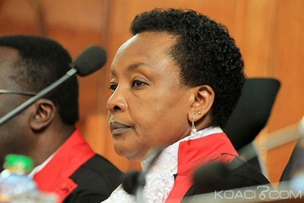 Kenya: La vice présidente de la cour suprême soupçonnée d' «enrichissement personnel illégal»