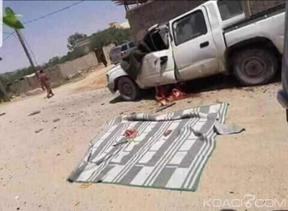 Libye: Un dirigeant de l'EI abattu dans une frappe américaine près de Bani Walid