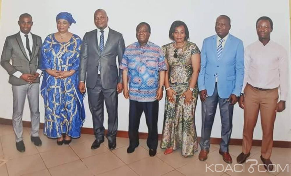 Côte d'Ivoire: Bédié reçoit un mouvement proche de Soro pour envisager «une unité d'action pour construire une nation forte»